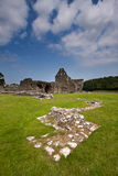 Glenluce Abbey Stock Images