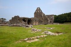 Glenluce abbotskloster Royaltyfria Bilder