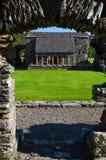 Glenluce-Abtei, Schottland Lizenzfreies Stockbild