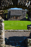 Glenluce opactwo, Szkocja Obraz Royalty Free