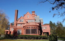 Glenmont Estate. Royalty Free Stock Image