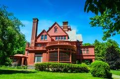 Glenmont - West Orange, New-Jersey Stockbild