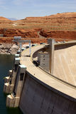 Glenn Canyon Dam Stock Photography