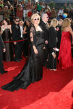 Glenn Close. Arriving at the Primetime Emmys at the Nokia Theater in Los Angeles, CA on September 21, 2008 Royalty Free Stock Photo