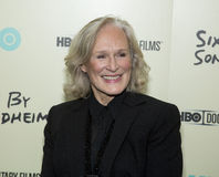 Glenn Close Stock Photo