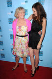 Glenn Close, Rose Byrne Obraz Stock