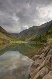 Gleno dam,Italy Stock Image