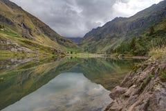 Gleno dam,Italy Royalty Free Stock Photo