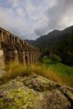 Gleno dam,Italy Stock Images
