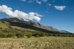 Glenorchy, Новая Зеландия Стоковая Фотография