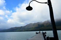 Glenorchy Новая Зеландия NZ NZL стоковое изображение rf