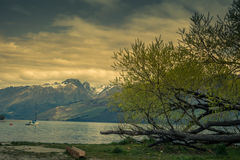 Glenorchy Photographie stock