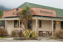 Glenorchy cafe Stock Images