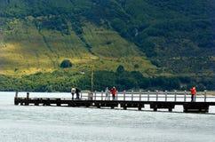 Glenorchy - New Zealand NZ NZL Stock Photography