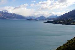 Glenorchy Nieuw Zeeland Royalty-vrije Stock Foto's