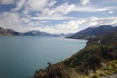 Glenorchy Nowa Zelandia Obrazy Royalty Free
