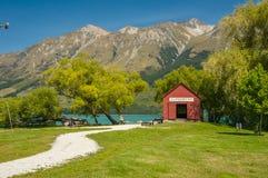 Glenorchy, Nowa Zelandia Zdjęcie Stock