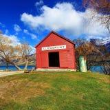 Glenorchy, Queenstown, Nieuw Zeeland Royalty-vrije Stock Afbeelding