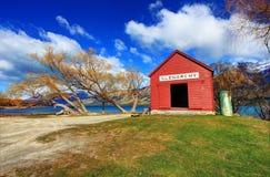 Glenorchy, Queenstown, Nieuw Zeeland Royalty-vrije Stock Foto