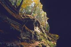 glenparfrey arkivbild