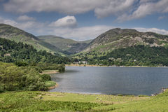 Glenridding Ullswater Stock Photo