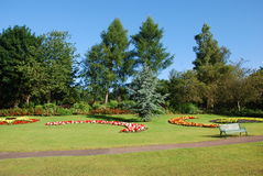 Glenrothes Park Royalty Free Stock Photography