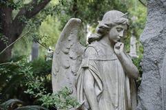 glenwood кладбища Стоковая Фотография RF