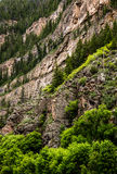 Glenwood Canyon in Colorado Stock Photos