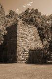 Glenwood Furnace, Rockbridge County, Virginia, USA Stock Image