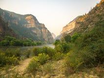 Glenwood kanjon Royaltyfria Foton