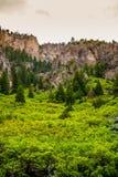 Glenwood kanjon i Colorado royaltyfri bild