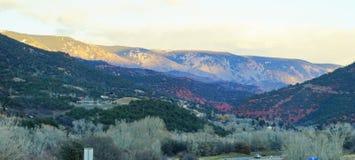 Glenwood Springs Imágenes de archivo libres de regalías