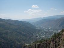 Glenwood Springs Royaltyfria Bilder