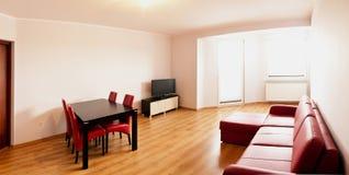 Gles lägenhet Royaltyfri Bild