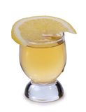 Glesses cup with tequila Stock Photo