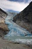 Gletscher Stockfotos