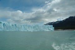 Gletscher Lizenzfreies Stockfoto