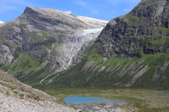 Gletscher Lizenzfreie Stockfotos