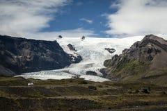 gletscher Lizenzfreie Stockbilder