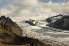 Gletscher Lizenzfreie Stockfotografie