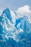 Gletscher-Eis Lizenzfreies Stockbild