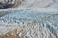 Gletscher-Eis Stockfotografie
