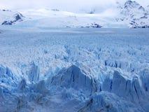 Gletscher EL-Calafate stockfoto