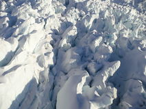 Gletscher Franz-Josef Lizenzfreie Stockfotografie