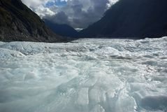 Gletscher II Lizenzfreie Stockbilder