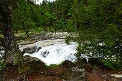 Gletscher N P - Montana Lizenzfreies Stockbild