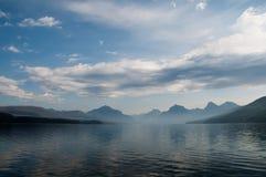 Gletscher-Nationalpark lizenzfreie stockfotos
