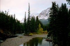 Gletscher-Nationalpark Lizenzfreies Stockbild