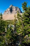 Gletscher-Nationalpark. Montana Stockfotos