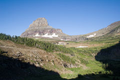 Gletscher-Nationalpark, Montana Stockfotos